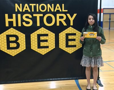Magnet student qualifies for national History Bee