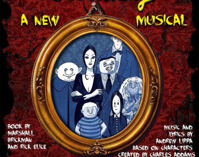 East High presents The Addams Family Musical April 20-22
